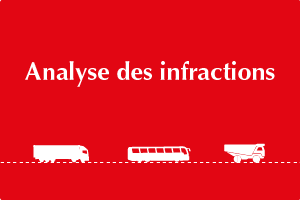 Analyse infractions route chauffeurs routiers - RH Transport expertise sociale