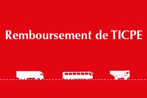 Remboursement TICPE TIPP transporteurs - RH Transport expertise sociale